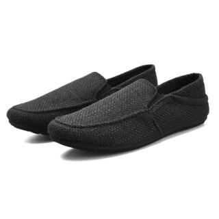 1 Đôi Giày Lười Nam Thường Ngày, Nhẹ Thoáng Khí Chống Trượt Dành Cho Lái Xe Du Lịch thumbnail
