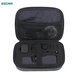 ESCAM Túi Du Lịch Bằng Nylon DX-42 Lưu Trữ Túi Dành Cho DJI OSMO Pocket 2 thumbnail