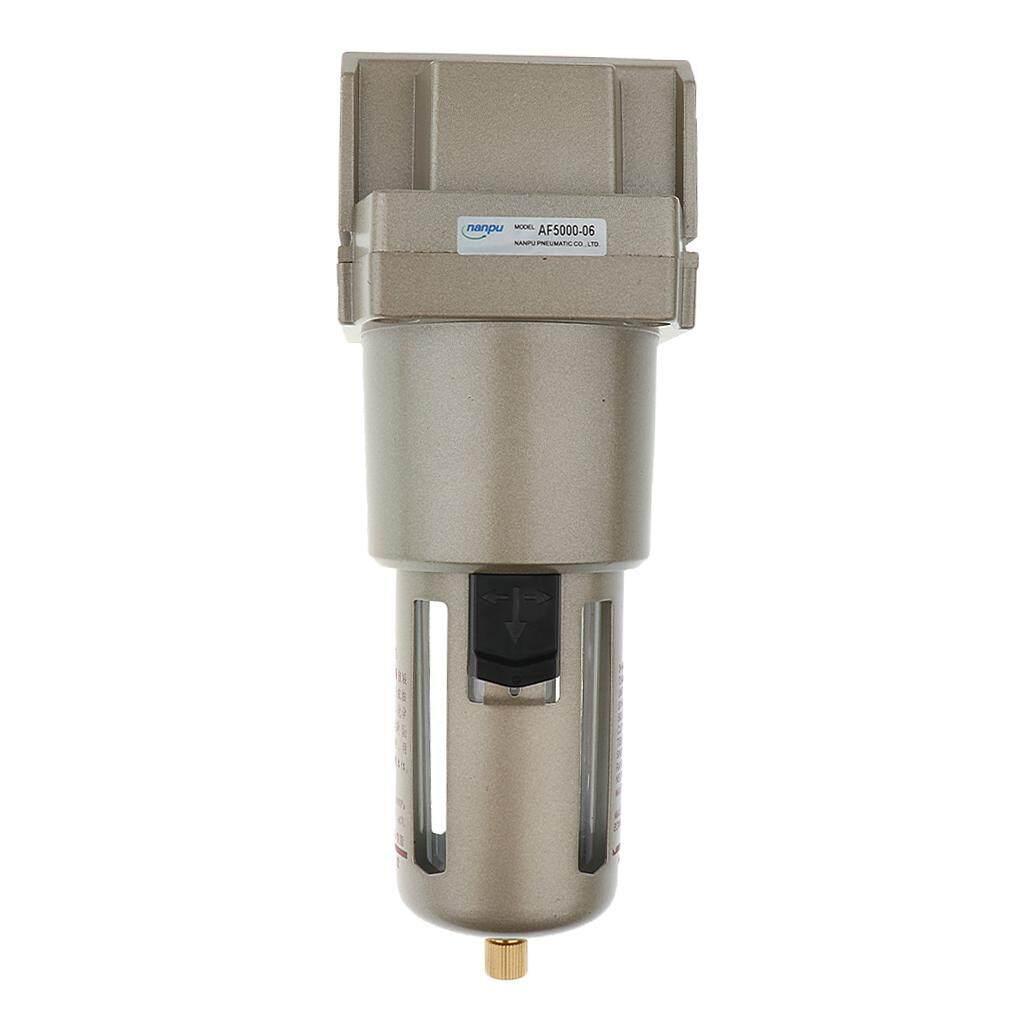 Gazechimp AF5000-06 3/4 Particulate Air Filter Compressor Water Moisture Trap Cleaner