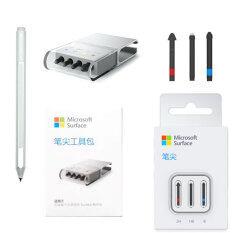 Bộ Thay Thế Đầu Bút Bề Mặt (Loại HB 4 Gói Chính Hãng) Dành Cho Surface Pro, GO, Laptop Và Book