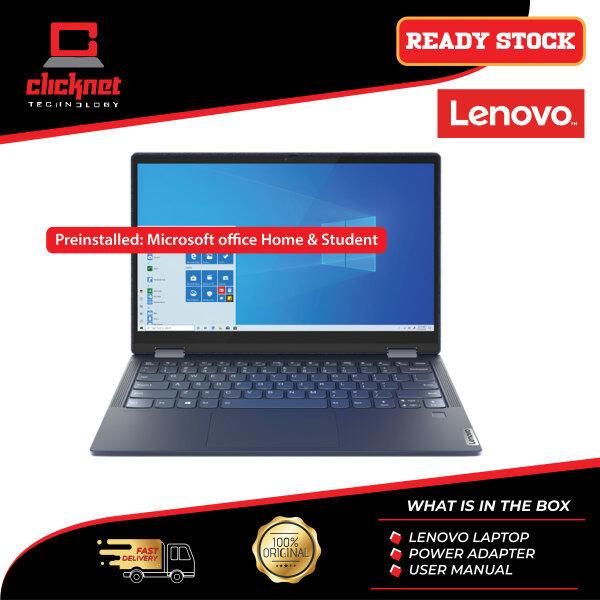 Lenovo Yoga 6 13ARE05 82FN005DMJ 13.3 FHD Touch Laptop Abyss Blue (Ryzen 5 Pro 4650U, 8GB, 512GB SSD, ATI, W10, H&S) Malaysia