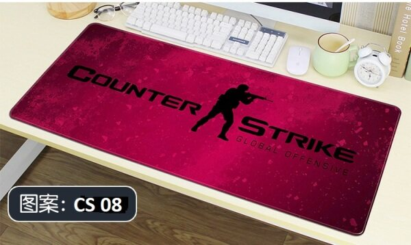 [ COUNTER STRIKE ] Extra Large Gaming Mouse Pad 90cm*40cm Malaysia