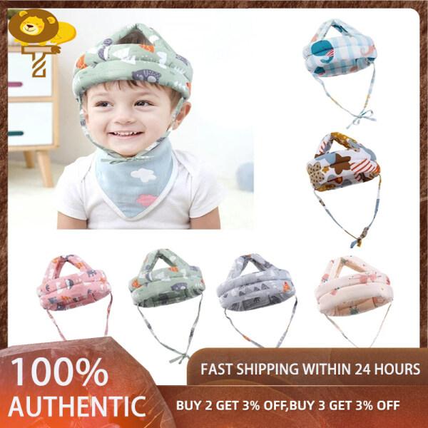 Giá bán Trẻ Sơ Sinh Bé An Toàn Mũ Bảo Hiểm Mũ Bảo Vệ Trẻ Tập Đi, Mũ Bảo Vệ Đầu Trẻ Em