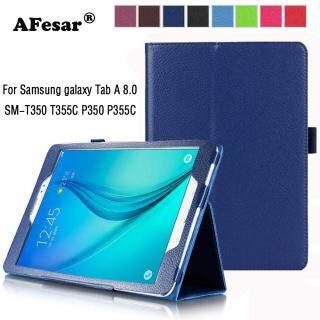 Ốp Lưng Samsung Galaxy Tab A 2015 Đã Ra Mắt Năm 8.0 Ốp Thông Minh Siêu Mỏng, Bao Da Đứng Cho SM-T350 Samsung T355C P350 P355C thumbnail