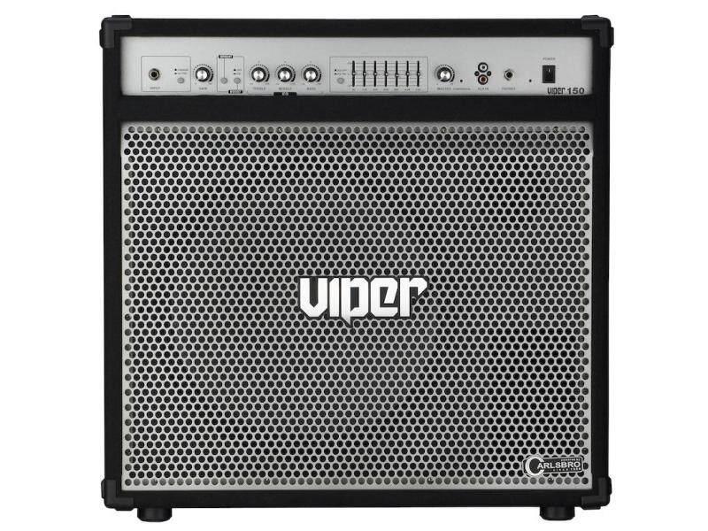 Carlsbro Viper150 150 Watt Bass Amplifier Malaysia