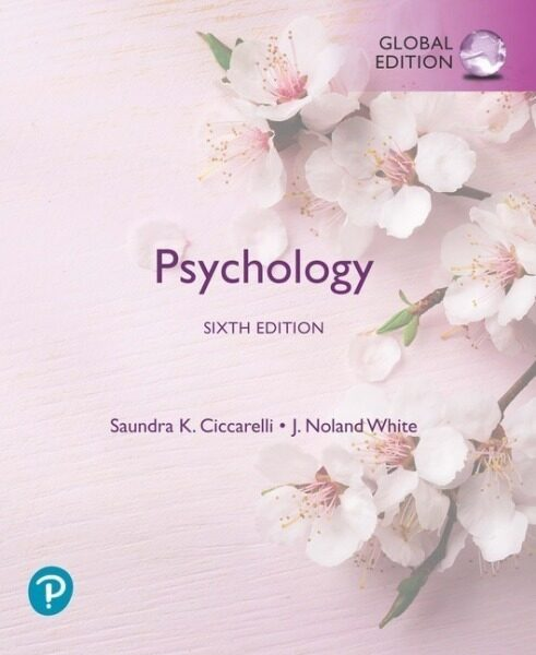 Psychology Global Edition 6E By Ciccarelli 9781292353548 Malaysia