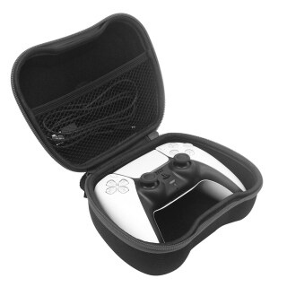 Túi Đựng Cho PS5 Vỏ Cứng EVA Túi Xách Chống Nước Túi Du Lịch Di Động Chống Sốc Cho PlayStation 5 Phụ Kiện Bộ Điều Khiển thumbnail