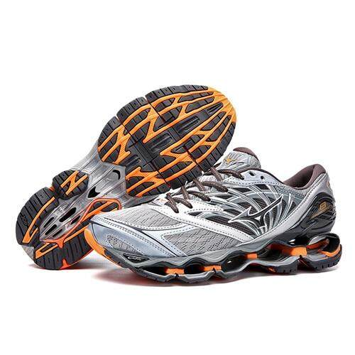 Giá Rẻ Trong Hôm Nay Khi Sở Hữu Original MIZUNO WAVE Prophecy 8 Professional Men Shoes Mesh Running Shoes Outdoor Weightlifting Shoes Size 40-45