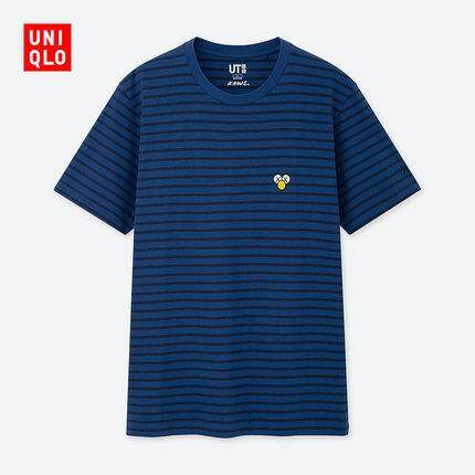 5bd24658 Ready Stock Original UT UNIQLO x KAWS co-branded men's/women's/couples t