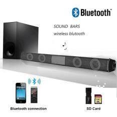 MagicWorldMall Soundbar 5 W * 2 HIFI Bluetooth 4.0 Đôi Kèn Thông Minh Điện Thoại AUX Rạp Hát Tại Nhà FM Ngoài Trời Đa Năng Di Động loa Bluetooth Không Dây Âm Thanh Stereo