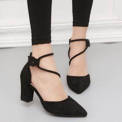 Wonesion Party Dress Pump Adorable Low