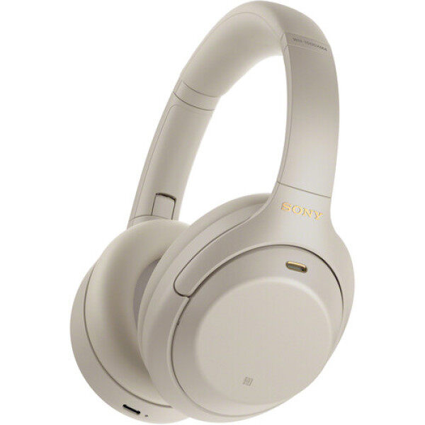Sony WH-1000XM4 Wireless Noise-Canceling Over-Ear Headphones (Silver) Singapore