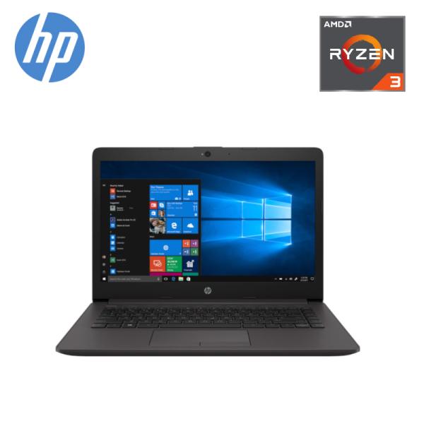 HP LAPTOP 245 G7 2X8Z4PA 14 Laptop Black (Ryzen 3-3300U, 8GB, 256GB SSD, AMD, W10) Malaysia