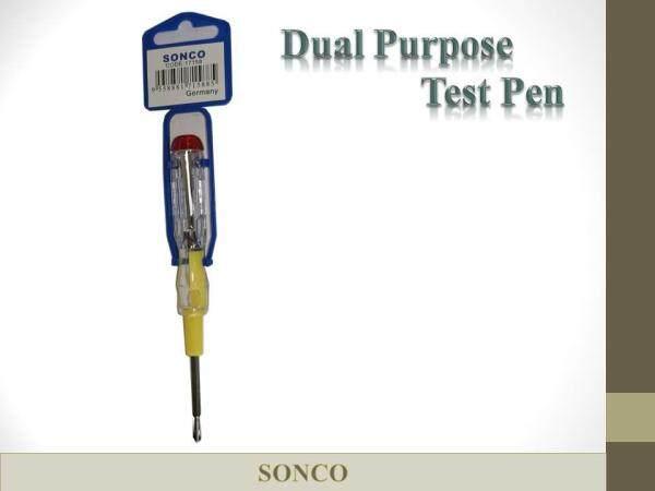Sonco Dual Purpose Test Pen (17158)
