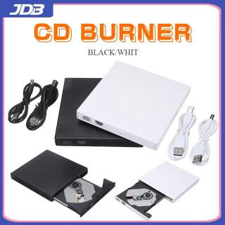 Ổ Đĩa Quang Ngoài JDB Bàn Chải Đầu Ghi Ổ Đĩa DVD RW Siêu Mỏng Gắn Ngoài USB 3.0 USB3.0, Quang Học Ổ Đĩa Là Thích Hợp Cho Máy Tính Xách Tay Máy Tính Để Bàn Bộ Cài Đặt Đầu Ghi CD Đa Năng Tất Cả Trong Một Máy Tính Xách Tay Máy Tính Để Bàn Windows Mac thumbnail