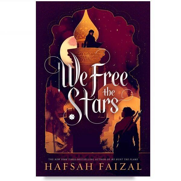 [ BOOKURVE ] We Free the Stars By Hafsah Faizal - ISBN 9781250759658 (Paperback) Malaysia