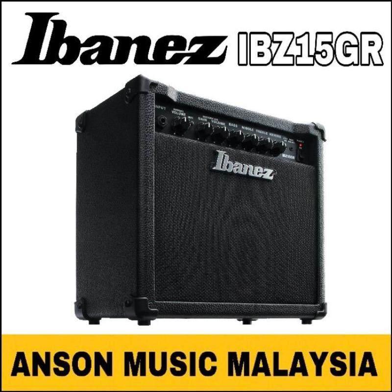 Ibanez IBZ15GR Guitar Combo Amplifier Malaysia