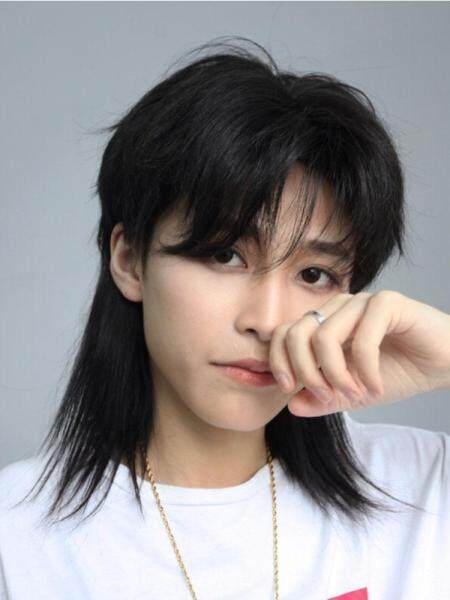 Tóc Giả Nam Và Nữ Phiên Bản Hàn Quốc Của Thời Trang Tóc Dài Vừa Đẹp Trai Kiểu Tóc Nam