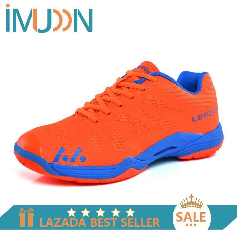 IMUDON Giày Cầu Lông Nam Giày sneakers Cao Cấp Quần Vợt Nữ Thoáng Khí Unisex Miễn Phí Vận Chuyển