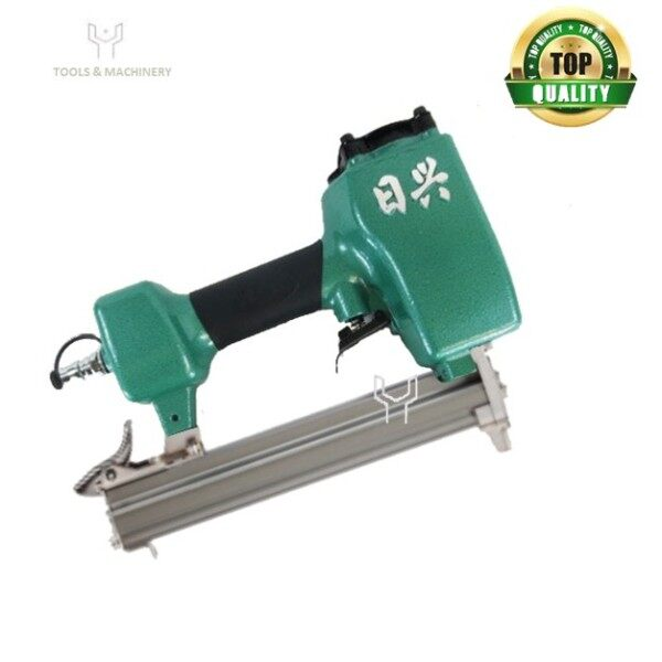 Heavy Duty Pneumatic Air Stapler Nail Gun 422J   FEATURES :  - Suitable for decoration industry, furniture industry, wood box industry - Can nail wood matterials, rattan products, sofa cloths, leathers  - Can do connection and fixing between aluminium all