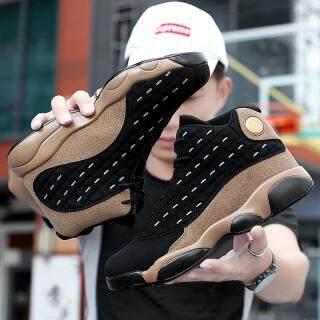 Giày Bóng Rổ Thoáng Khí Cho Nam Giày Tập Thể Thao Tập Gym Tập Luyện Chống Trượt Lót Đệm Bằng Vải Lưới thumbnail