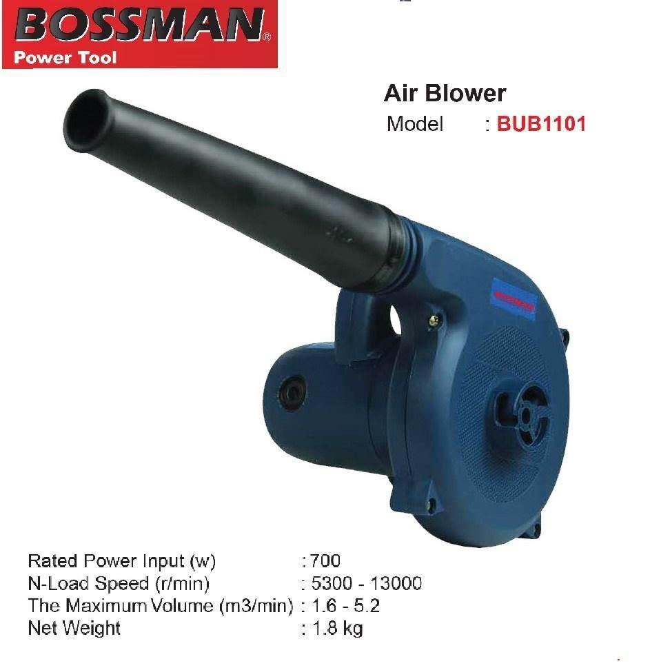 LOWEST PRICE@@@ BOSSMAN BUB1101 Air Blower 1000w