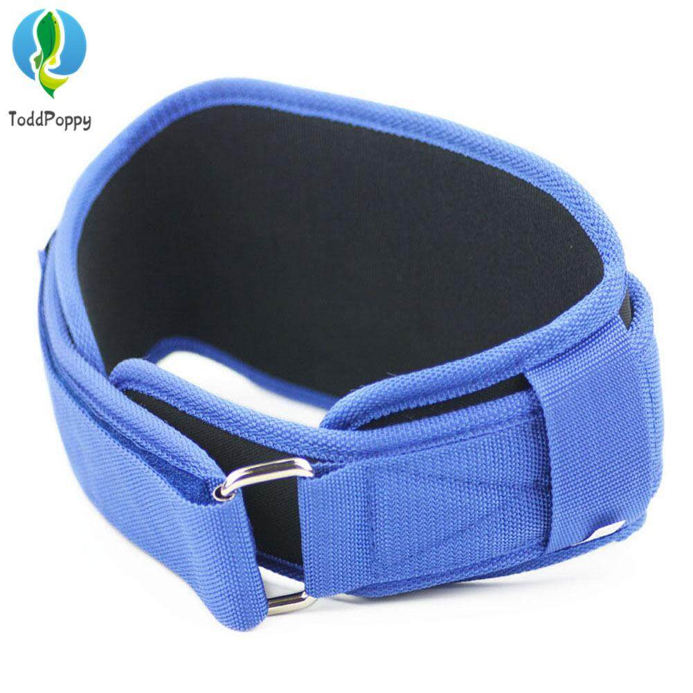 Gym Weight Lifting Belt Nylon EVA Crossfit Musculation Squat Belts Fitness Weightlifting Training Lower Back Support