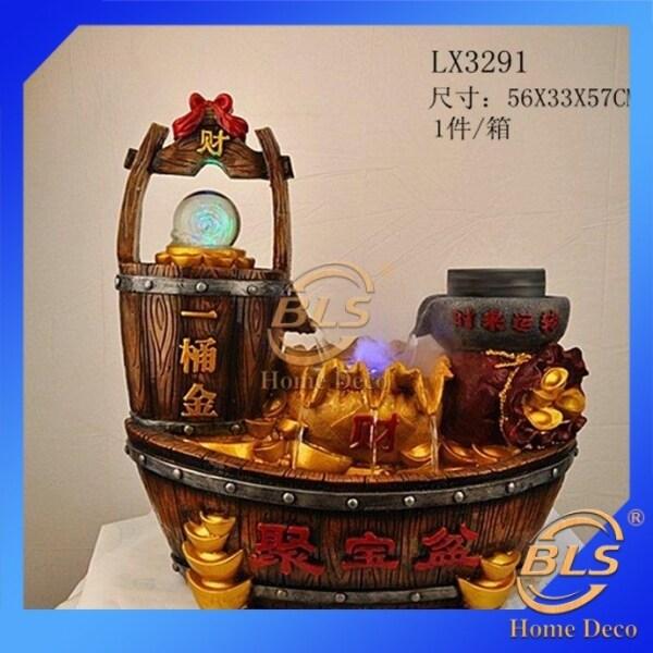 Large Feng Shui Water Fountain Lx3291 WATER FEATURE FENG SHUI HOME DECO