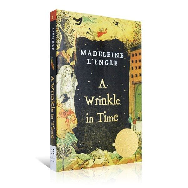 A Wrinkle In Time By Madeleine LEngle Teens Books Childrens Science Fiction English Book Educational Books Reading Gifts Malaysia