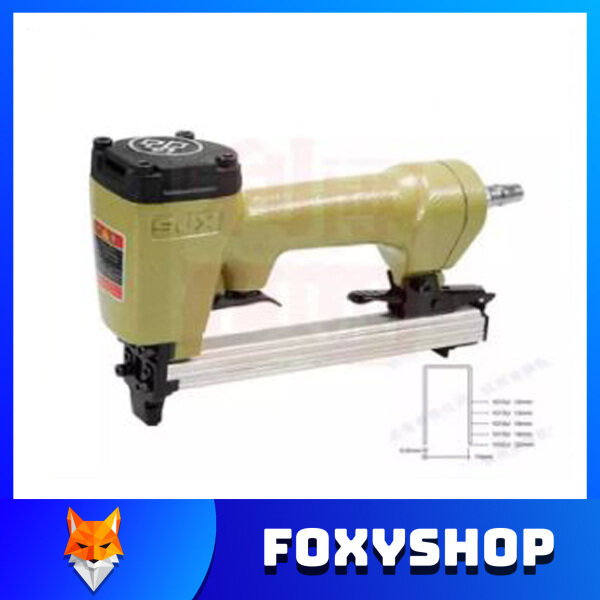 SJX 1022J HEAVY DUTY Pneumatic Nailer Gun woodworking air U nail gun