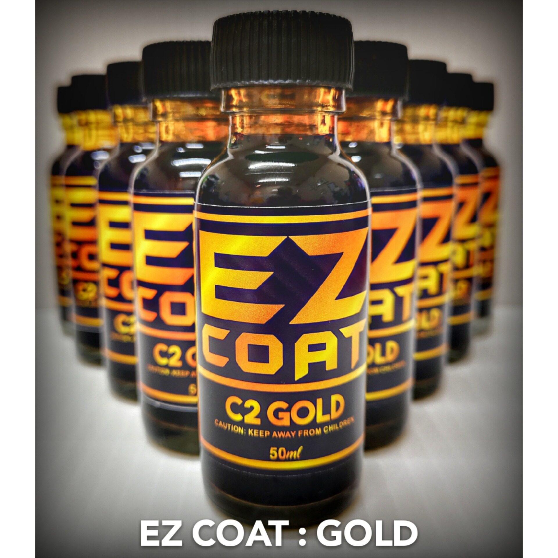 EZ COAT(C2 GLOSSY GOLD)