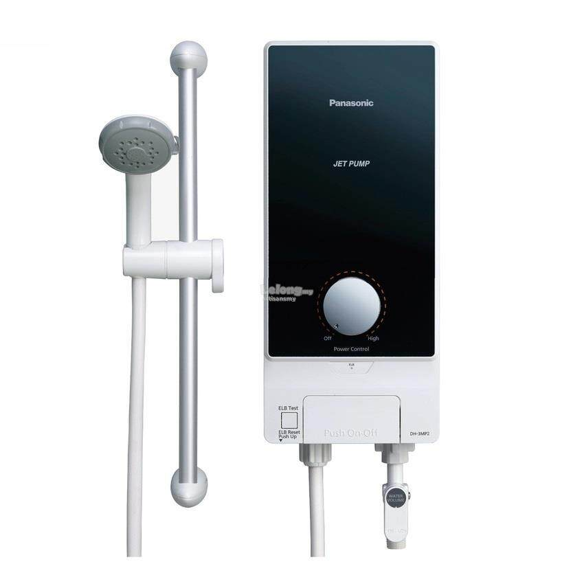 Panasonic M Series DH-3MP2 Jet Pump Instant Water Heater (Mirror Finish)