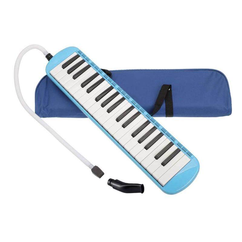 OutFlety 37 Key Melodica Instrument with Mouthpiece Air Piano Keyboard, Mini Piano, Musical Education Instrument for Beginner Kids Children Gift,with Carrying Bag Malaysia