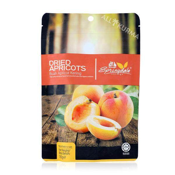 Dried Apricots 180G