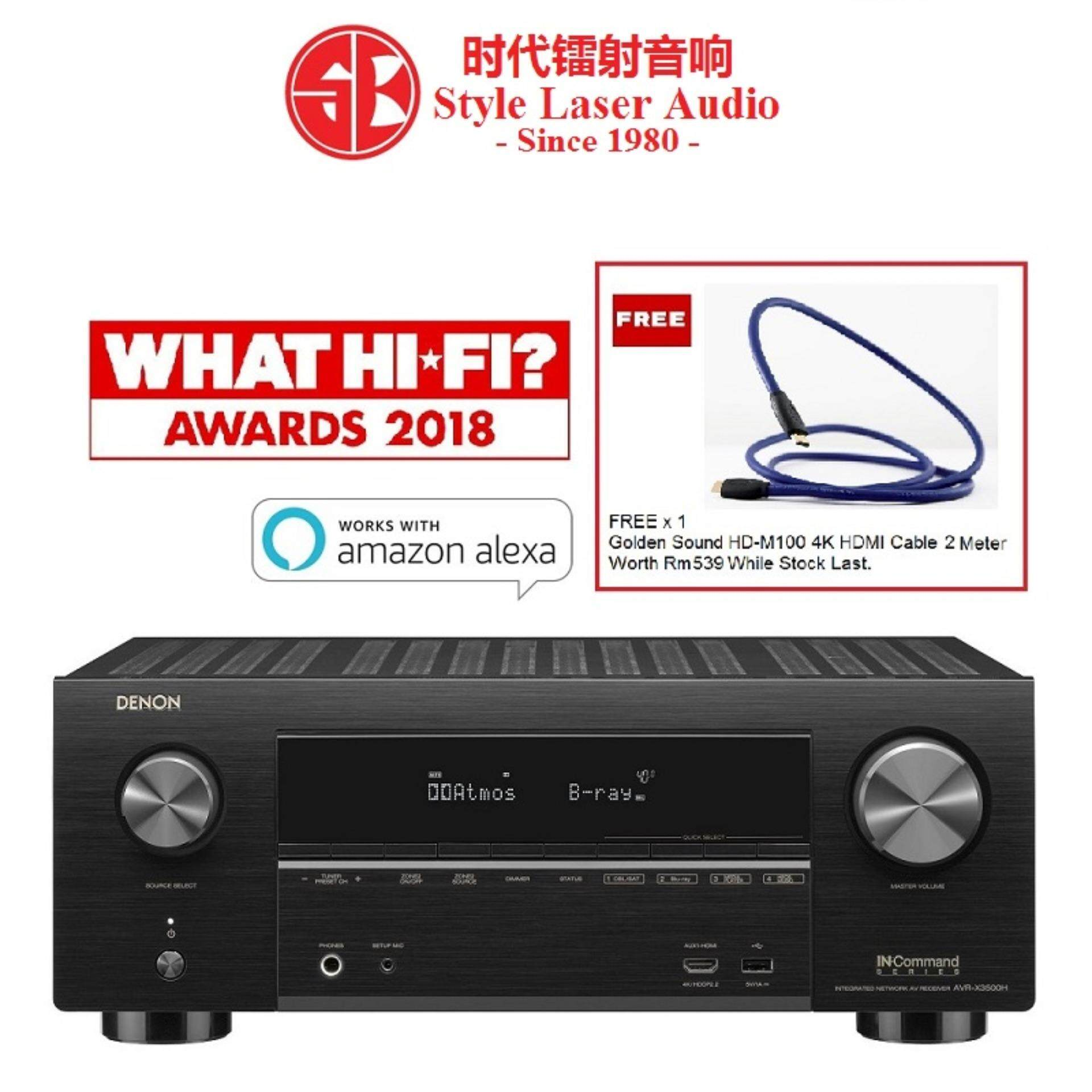 Denon Products for the Best Price in Malaysia