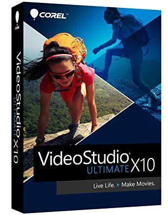 Corel Video Studio Ultimate X10 2018 Full Version [window 32/ 64 Bit] By Good It Deals.