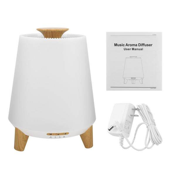 AngleHouse【clearance】special offer  Wifi Smart Ultrasonic Aromatherapy Essential Oil Aroma Diffuser Humidifier Night Light Singapore