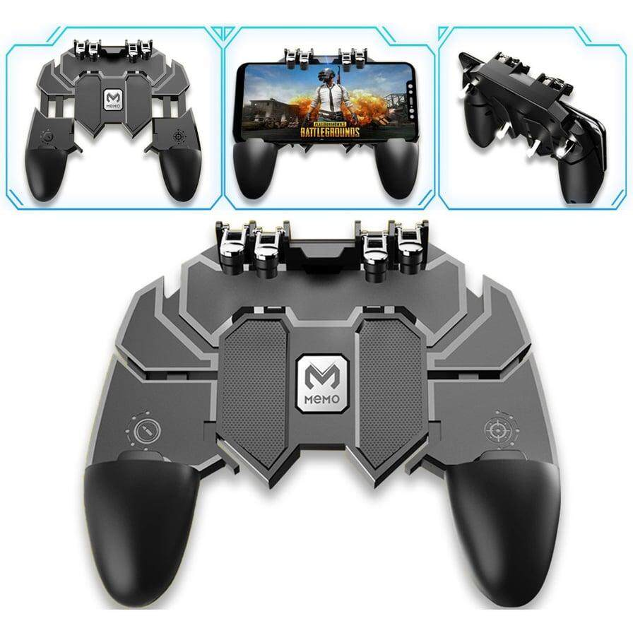 Malaysia Stock Ak66 Pubg Artifact Gamepadphone Gamepad Trigger Fire Button Aim Key L1r1 Shooter Controller Pubg Fut1 New Limited Time Offer Free Shipping By Jb Station.
