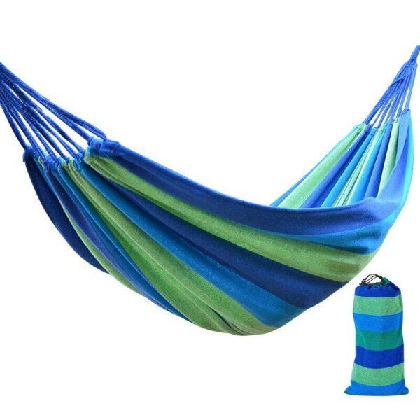 Chuangyue hammock outdoor single outdoor hammock parachute cloth outdoor shaker cotton hammock hanging bed yoyo bed