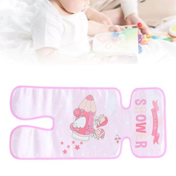 Stroller 5-Point Style Pad Cart Seat Mat Cover, Pram Sleeping Mat Ice Silk Pencil child 5 point non-woven cart seat Singapore