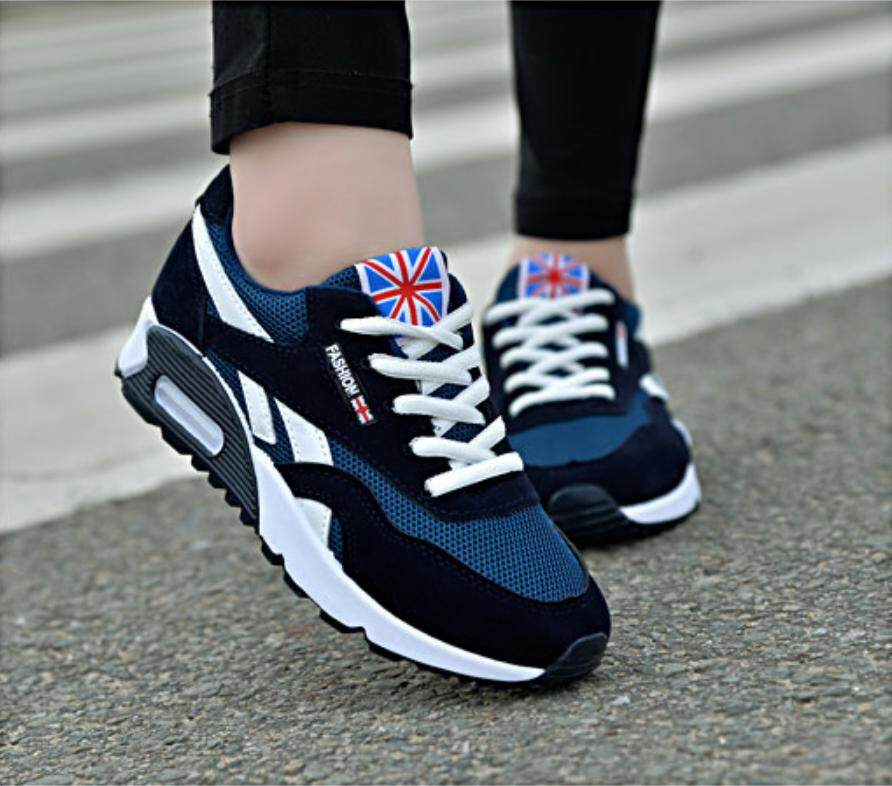 Tromee Uk Flag 860 Woman Sneaker Shoes (ready Stock) By Tromee.