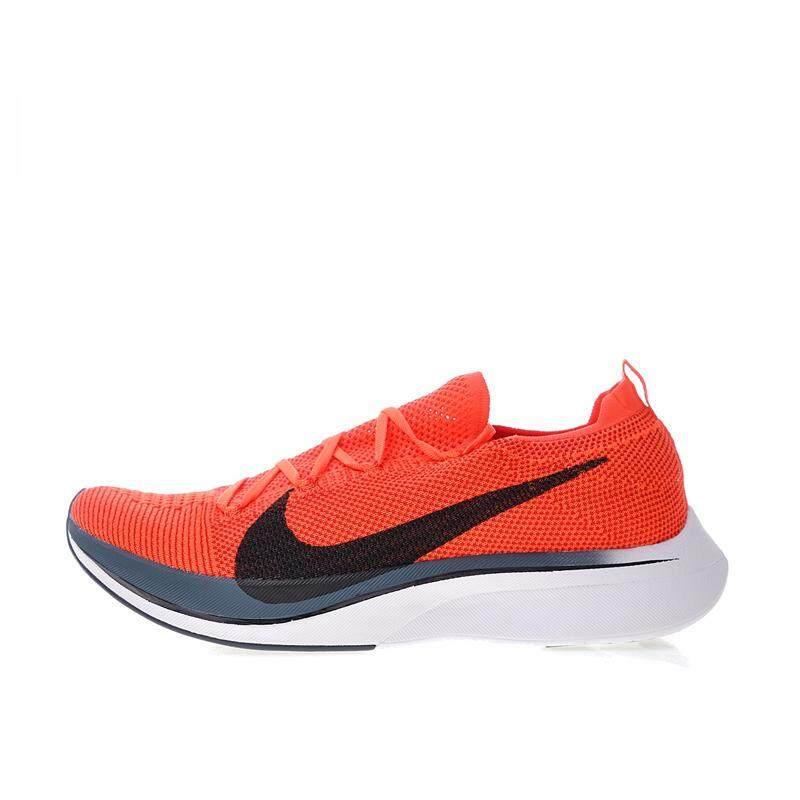 Nike Vaporfly FLYKNIT 4% Pria Sepatu Lari Nyaman Sepatu Kets Olahraga  Kualitas Baik AJ3857- 93dc0cdfce