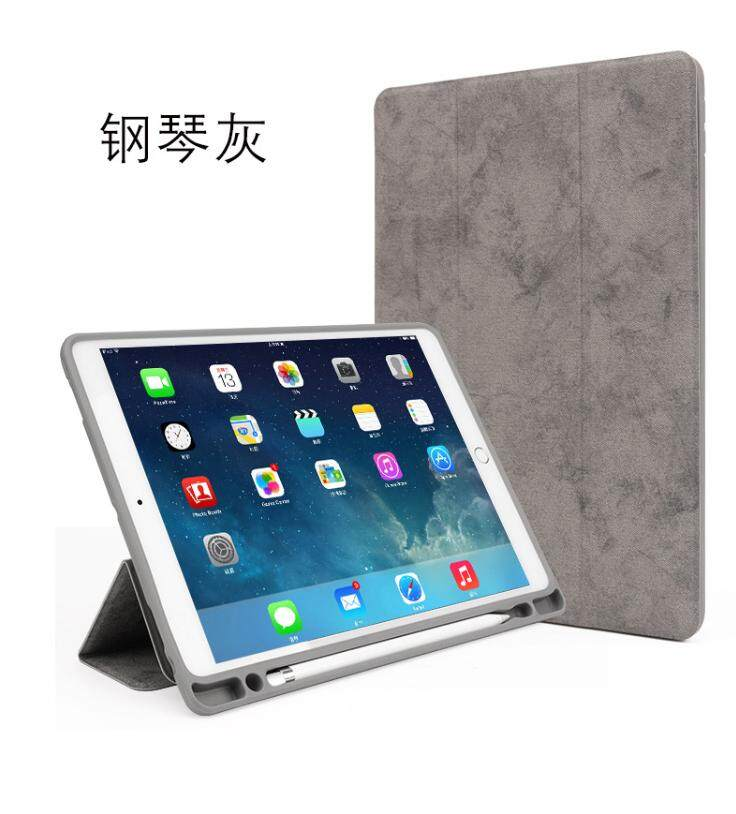 7057b0e6c9 Ipad case for AIR 1/2/3 Smart Case with Soft Back Cover and
