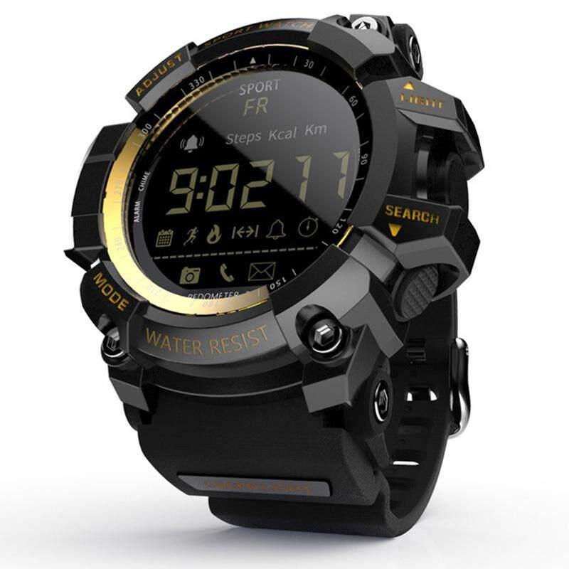 Giá LOKMAT MK16 Fitness Activity Tracker Smartwatch Smart Bracelet Band for iPhone Samsung Oppo Vivo
