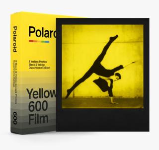 [Polaroid] Phim Tức Thời 600 Màu Vàng-Đen Và Vàng Phiên Bản Duochrome thumbnail