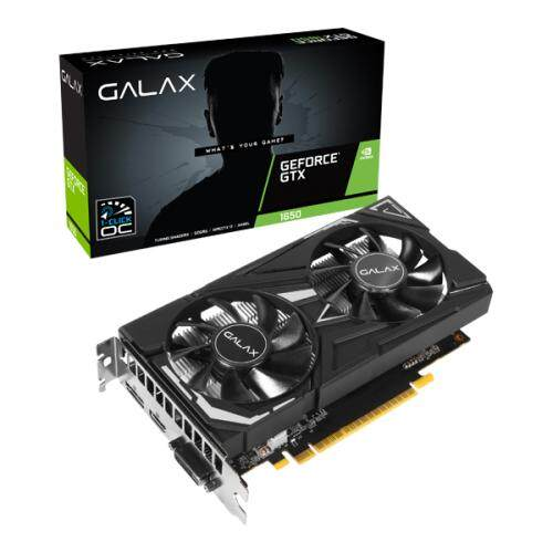 GALAX GeForce® GTX 1650 EX (1-Click OC)