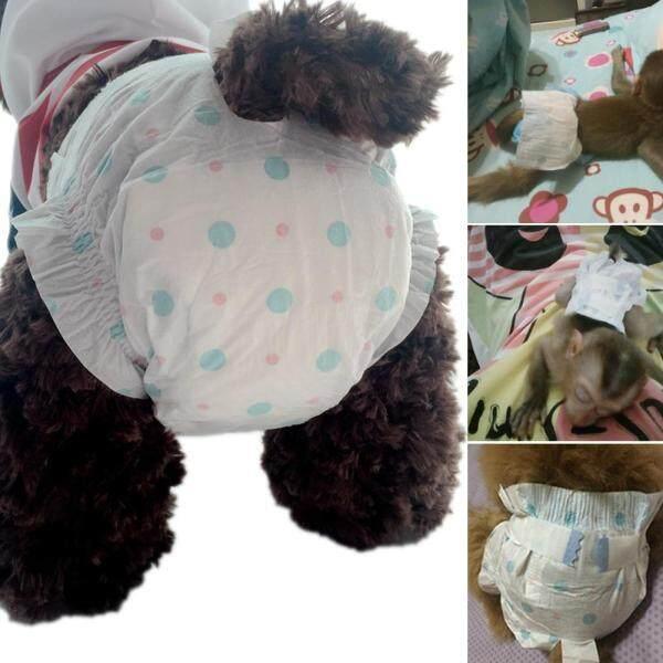 10 Cái/gói Siêu Thấm Tã Cho Chó Mềm Kháng Khuẩn Dùng Một Lần Nappy Home Chống Rò Rỉ An Toàn Khử Mùi Pet Supplies Breathable Thoải Mái Nữ