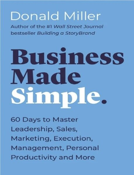 Business Made Simple: 9781400203819: By Miller, Donald Malaysia