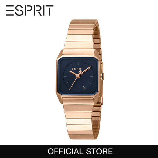 Esprit 25mm  Stainless Steel Square Women Watch ES1L070E0085 Malaysia