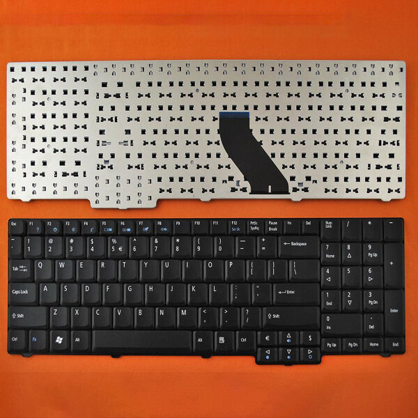 Laptop Keyboard for ACER ASPIRE 5535 5735 8930G 7000 7110 9300 9400 Malaysia